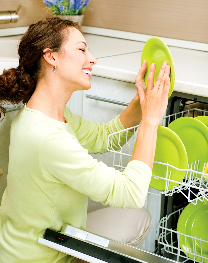 Water Softener Systems Extend Life Of Dishwasher