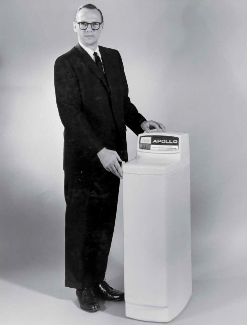 1954-Apollo-First-Cabinet-Water-Softener